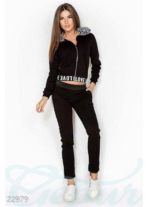Тренировочный костюм Love 22979 купить по цене 1 150 грн. в Украине — интернет-магазин Modesti