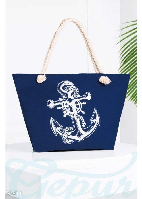 Удобная пляжная сумка 20311 купить по цене 315 грн. в Украине — интернет-магазин Modesti