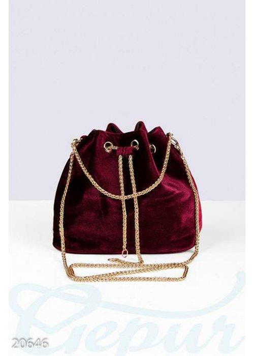 Вечерняя сумка-кисет 20646 купить по цене 481 грн. в Украине — интернет-магазин Modesti