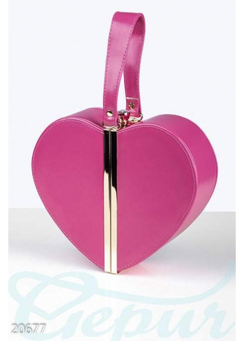 Вечерняя сумка-сердечко 20677 купить по цене 660 грн. в Украине — интернет-магазин Modesti