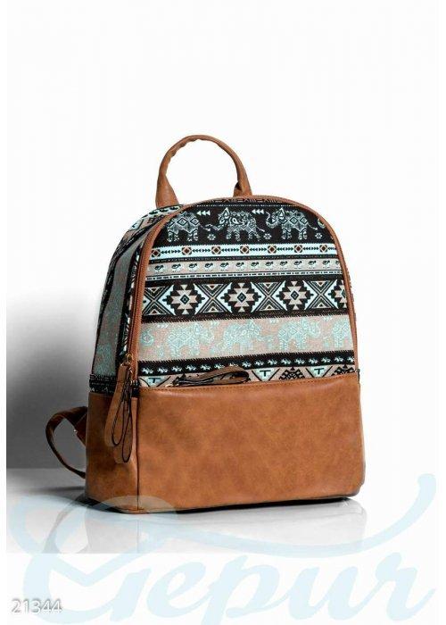 Рюкзак этно принт 21344 купить по цене 518 грн. в Украине — интернет-магазин Modesti