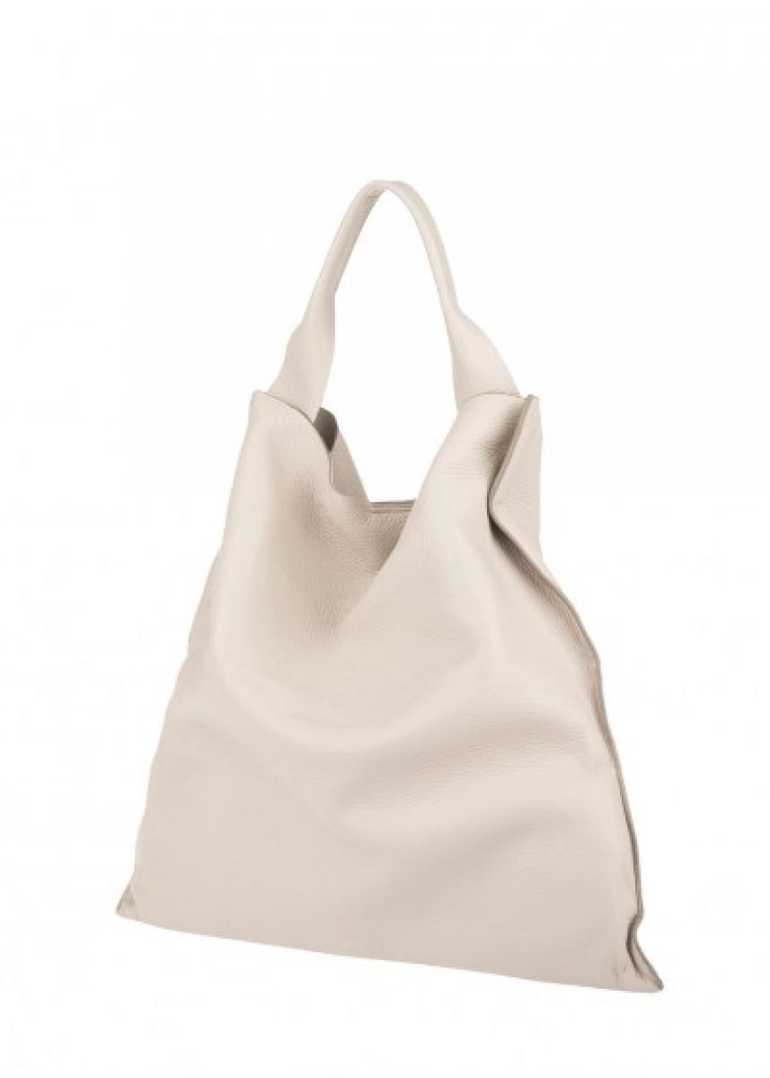 1ee20ec8334f Бежевая кожаная сумка Bohemia bohemia-beige купить по низкой цене в ...