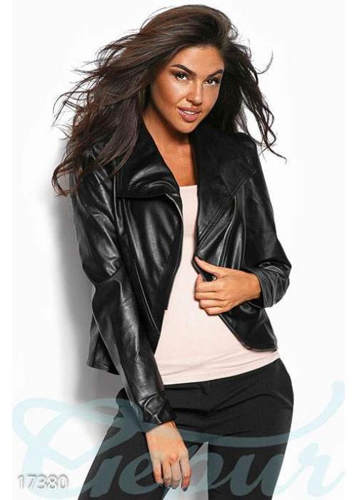 Стильная куртка-косуха 17380 купить по цене 995 грн. в Украине — интернет-магазин Modesti