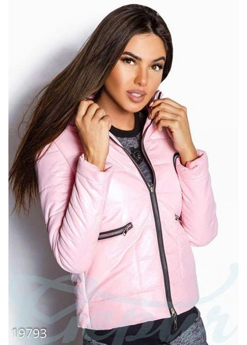 Демисезонная теплая куртка 19793 купить по низкой цене в Украине — интернет-магазин Modesti