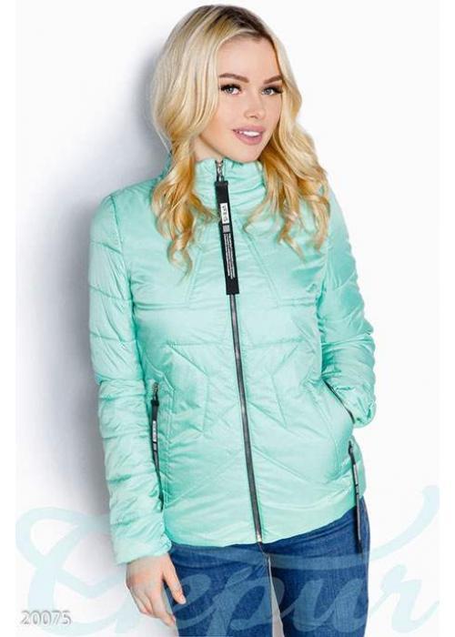 Демисезонная дутая куртка 20075 купить по цене 845 грн. в Украине — интернет-магазин Modesti