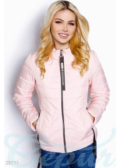 Демисезонная дутая куртка 20111 купить по цене 865 грн. в Украине — интернет-магазин Modesti