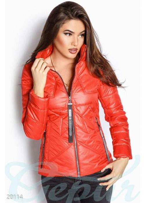 Демисезонная дутая куртка 20114 купить по цене 845 грн. в Украине — интернет-магазин Modesti