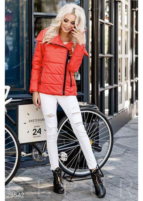 Комфортная демисезонная куртка 23542 купить по цене 698 грн. в Украине — интернет-магазин Modesti