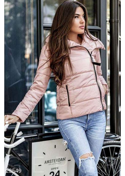 Комфортная демисезонная куртка 23549 купить по цене 720 грн. в Украине — интернет-магазин Modesti