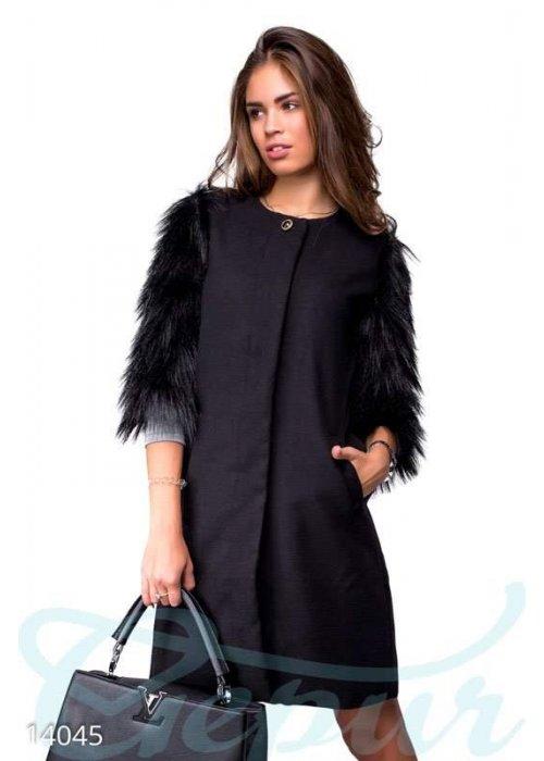 Пальто из кашемира 14045 купить по низкой цене в Украине — интернет-магазин Modesti