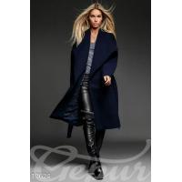 Женственное кашемировое пальто