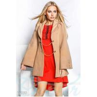 Оригинальное кашемировое пальто