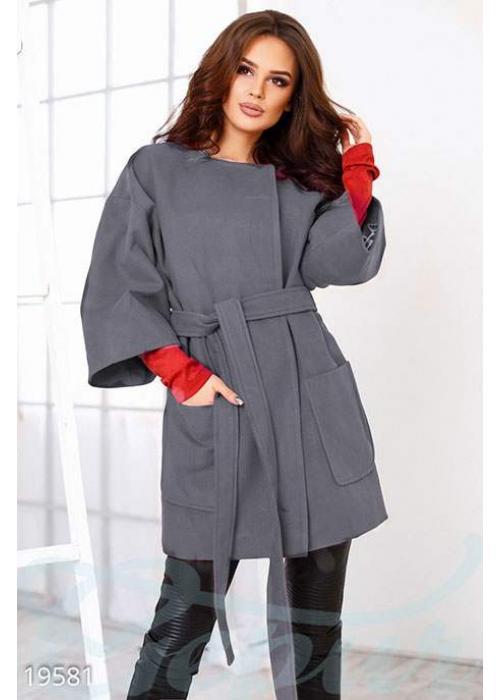 Кашемировое пальто оверсайз 19581 купить по цене 1 168 грн. в Украине — интернет-магазин Modesti