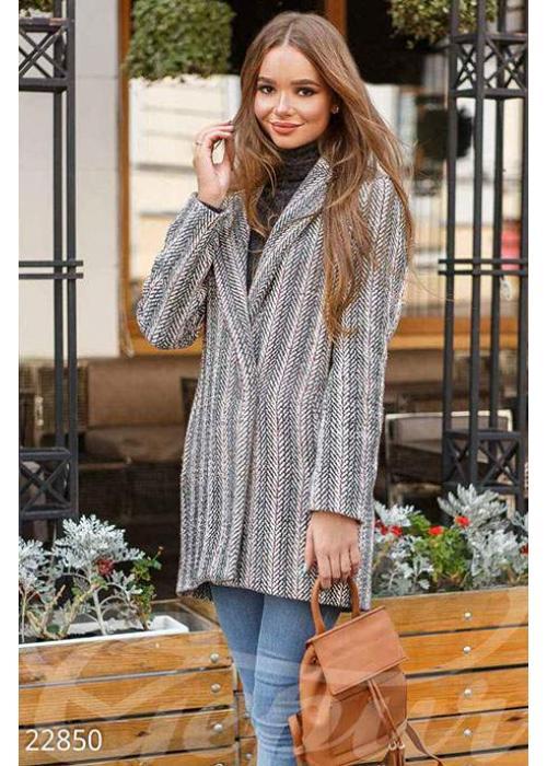 Стильное теплое пальто 22850 купить по цене 1 520 грн. в Украине — интернет-магазин Modesti