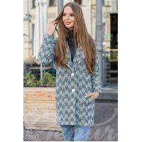 Модное пальто-boyfriend