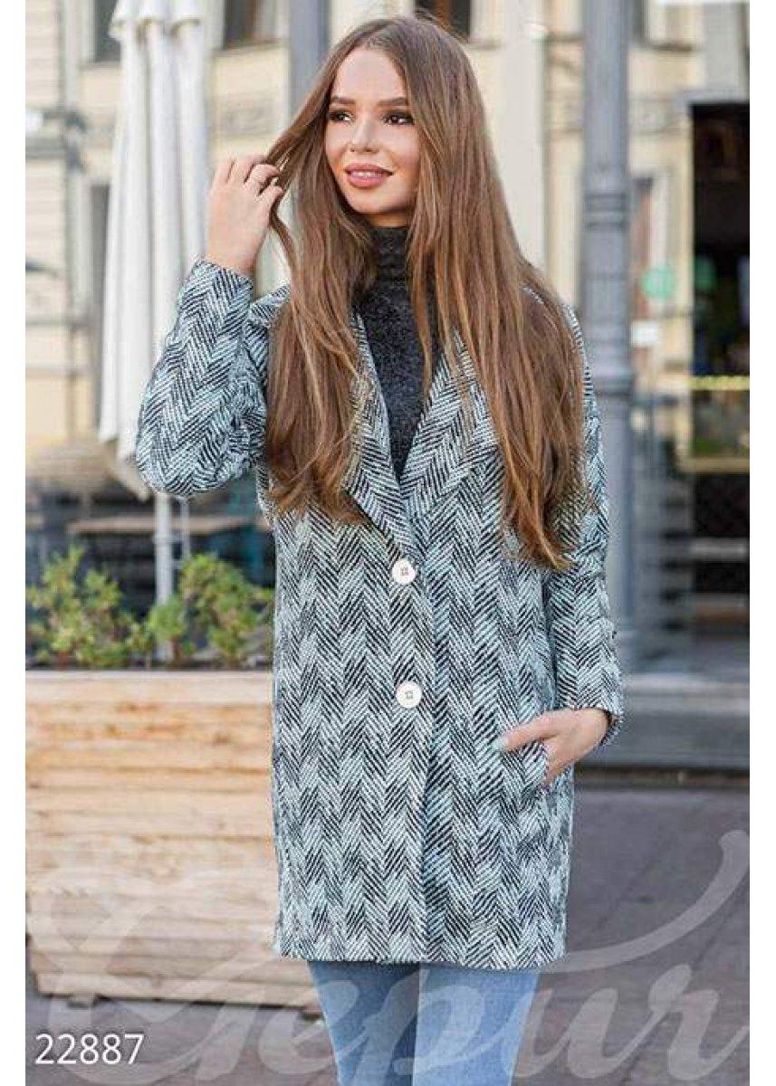 4eb413d884d Модное пальто-boyfriend 22887 купить по низкой цене в Украине ...