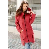 Трендовое демисезонное пальто