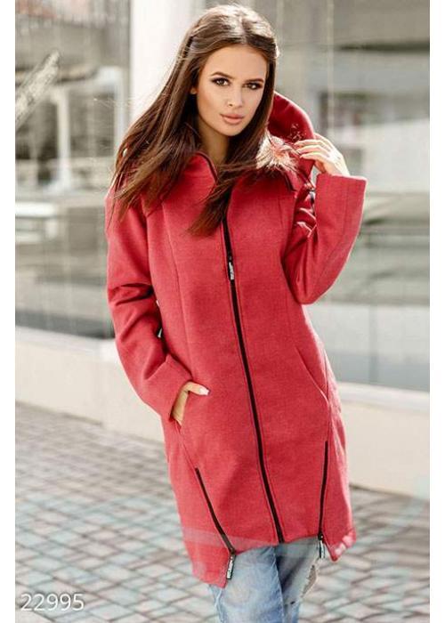 Трендовое демисезонное пальто 22995 купить по цене 1 780 грн. в Украине — интернет-магазин Modesti