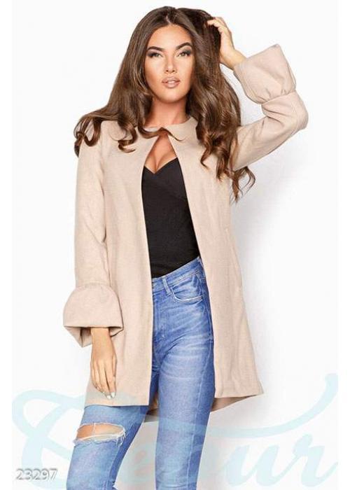 Изысканное кашемировое пальто 23297 купить по цене 1 240 грн. в Украине — интернет-магазин Modesti