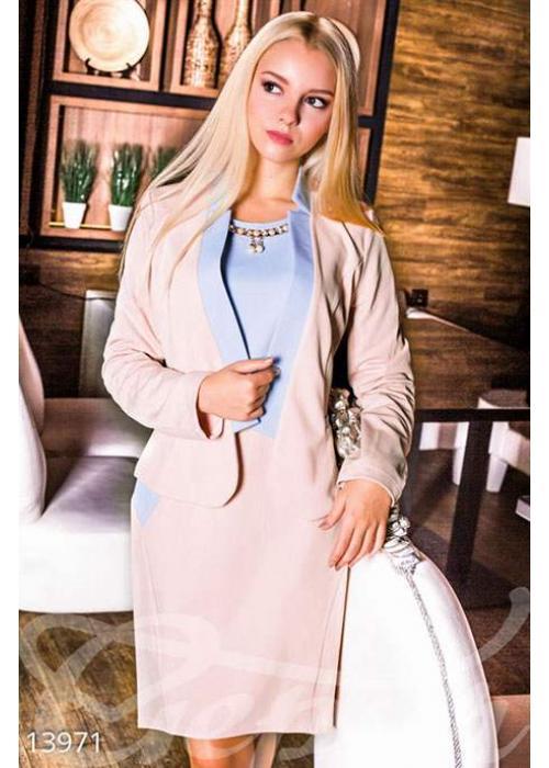 Приталенный офисный жакет 13971 купить по цене 470 грн. в Украине — интернет-магазин Modesti