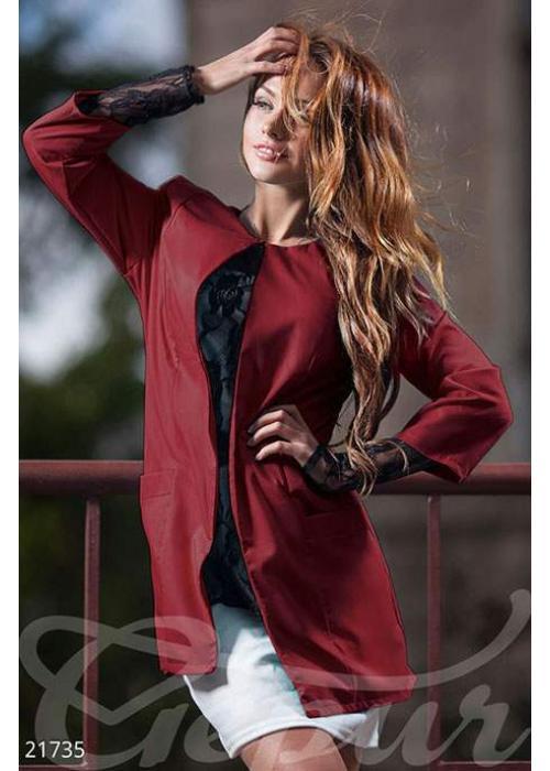 Пиджак Классический 21735 купить по цене 708 грн. в Украине — интернет-магазин Modesti