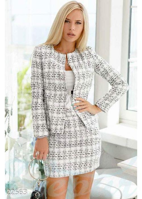 Женский жакет букле 22563 купить по цене 1 325 грн. в Украине — интернет-магазин Modesti